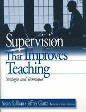 Supervision That Improves Teaching : Strategies and Techniques-ExLibrary