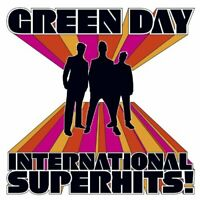Green Day - International Superhits! Parental Advisory [Explicit Lyrics] [CD]