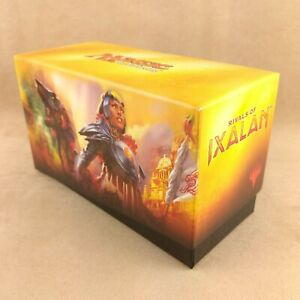MTG Rivals of Ixalan Bundle Storage Box - Storage Box Only - No Cards