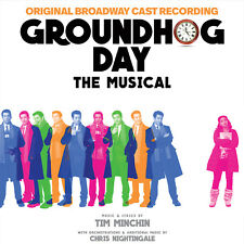 Groundhog Day The Musical (Original Broadway Cast Recording), New Music