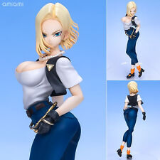 PSL Dragon Ball Gals Dragon Ball Z Android No 18 VerⅡ PVC & ABS Painted figure
