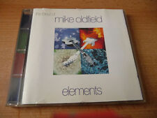 CD Mike Oldfield - Elements - The Best of - 16 Songs - 1993