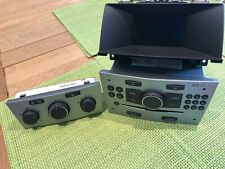 Vauxhall Astra H CD30 MP3 Radio Stereo CD AUX, Display & Heater Controls