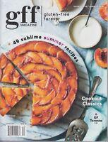 gff Magazine Gluten-Free Forever Issue #16 Summer 2018 Recipes