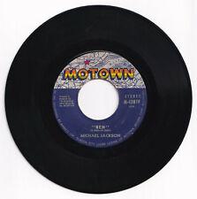 Philippines MICHAEL JACKSON Ben 45 rpm Record