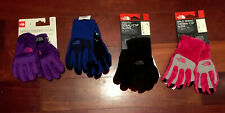NWT North Face Denali Thermal Etip Gloves,Youth Boys/Girls/Unisex,Various Colors