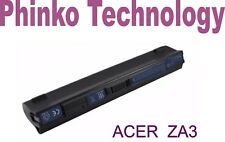 NEW 6 Cell Battery For ACER Aspire One 751 751H AO751 AO751H 531 ZA3 ZG8