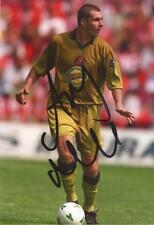 SUNDERLAND: ANDY MELVILLE SIGNED 6x4 ACTION PHOTO+COA