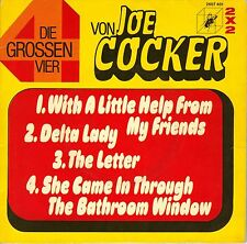 "7"" Joe Cocker – With A Little Help From...(Jimmy Page / Led Zeppelin) // Germany"