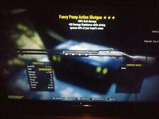 Fallout 76 Xbox One Fancy Shotgun