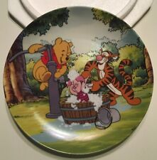 "Bradford Exchange Disney Pooh ""Troubles with Bubbles"" Plate #5163A (3rd issue)"