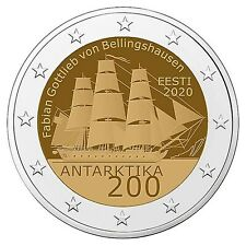 """ESTLAND: SPECIALE 2 EURO 2020: """"ANTARCTICA"""""""