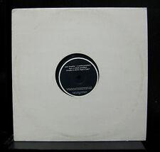 "Steve O'Sullivan & John Beer - Undercurrents 12"" VG+ MOSAIC023 UK Vinyl Techno"