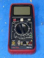 Cen Tech P37772 Function Digital Multimeter