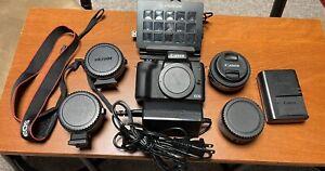 Canon EOS M50 Mark II Streaming Bundle