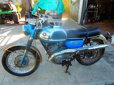 Suzuki TC-250 Scrambler motorcycle