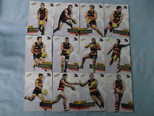 2013 SELECT  PRIME  AFL CARDS  ADELAIDE CROWS  BASIC TEAM SET