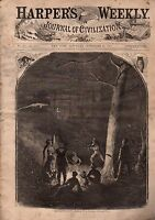 1867 Harper's Weekly September 21-White Sea ship disaster;Seal hunting;Farragut