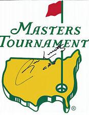 The Masters JIM NANTZ Signed Autographed Golf 8x10 Photo COA! A Tradition Unlike