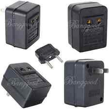 Convertisseur 220V vers 110V AC 20W Transformateur Adaptateur + EU PLUG NEUF