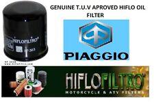 PIAGGIO FLY 125 2005 - 2013 HiFlo OIL FILTER HF183