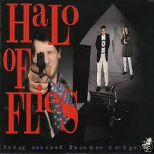 """HALO OF FLIES Tired & Cold 7"""" Am Rep Tom Hazlemyer 1991"""