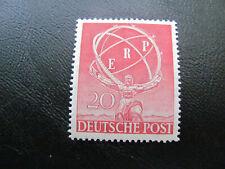 GERMANY/BERLIN 1950 SC# 9N68 ERP SET MNH $75