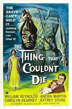 Thing That CouldnT Die The Movie Poster