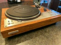 *Custom Refurb.* Pioneer, Model# PL-530, Full-Auto Direct-Drive Stereo Turntable