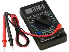Digital Lcd Display Acdc Tester Voltmeter Ammeter Ohm Diode Digital Multimeter