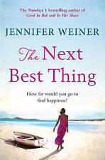 The Next Best Thing, Weiner, Jennifer | Paperback Book | Very Good | 97808572081