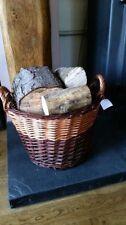 Paniers et porte-bûches pour cheminées Salon
