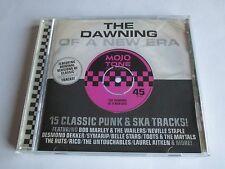 MOJO PRESENTS DAWNING OF A NEW ERA COMPILATION CD 2008 REGGAE DUB PUNK SKA  NEW