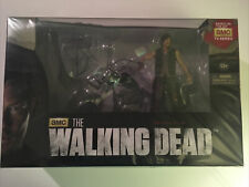 DARYL DIXON & CHOPPER The Walking Dead Figure Deluxe Box Set 2014 Brand New Mint