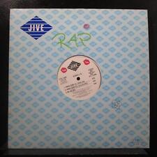 """Schoolly D - Smoke Some Kill 12"""" VG+ 1118-1-JDAB White Promo Vinyl Record"""