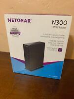 Netgear N300 WiFi Router WNR2000v5 Wireless Access / 4 Port Switch