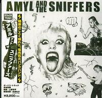 AMYL AND THE SNIFFERS-S/T-JAPAN CD BONUS TRACK E78
