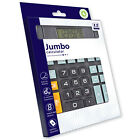 Jumbo Sized Calculator With Pop Up Display Large Button Maths School Homework