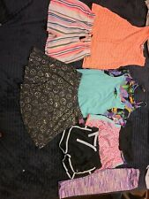 Girls clothes size 14-16 Lot Summer, Shorts, Tank Tops, Skirt, and Capris