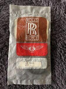 Rolls-Royce Bentley 1990-98 Bezel Drivers Switch Panel Oval UB79014 NOS OEM