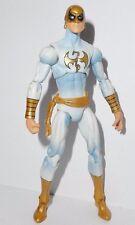 Marvel Universe IRON FIST white gold dragon powerman legends infinite ironfist