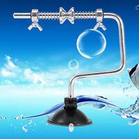 1x Aluminum Spinning Reel Fishing Line Winder Spooler Winding  Tackle ,