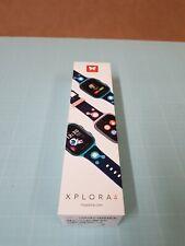 Xplora 4 Smartwatch Blau für Kinder - Es war ein Ausstellungsstück