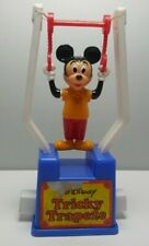 New listing 1977 Walt Disney Mickey Mouse Tricky Trapeze Toy Working Vintage Condition