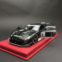 New 1/18 AUTOart Nissan GT-5 GT500 Stealth GT5 game car model  W Helmet replica
