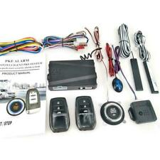 NEW Car Alarm  Key-less Entry & push Button Engine Start System