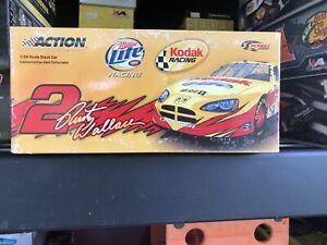 2005 Rusty Wallace #2 Miller Lite / Kodak 1:24 NASCAR Action Die-cast MIB