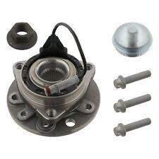 Front Wheel Bearing Kit Inc Wheel Hub Additional Parts Fits Vauxhall Febi 31136