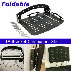 Regal Wandhalterung Media Konsole TV Aufbewahrung für Hifi Receiver Kabelbox DVD
