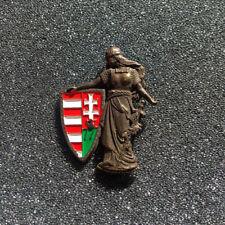 Hungaria the patron of Hungary badge